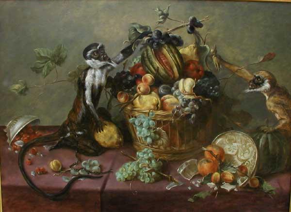 cours de peinture copie de tableaux paris