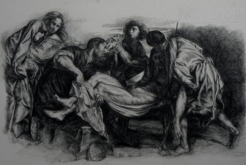 cours de copie de tableaux ,peinture Paris
